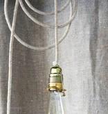 Serax Edison Carbon wire lamp oval