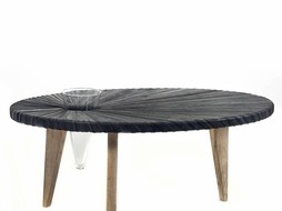 Moniek van den Berghe Rubber coffee table