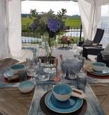 Dome Deco Champagneglas - set 6