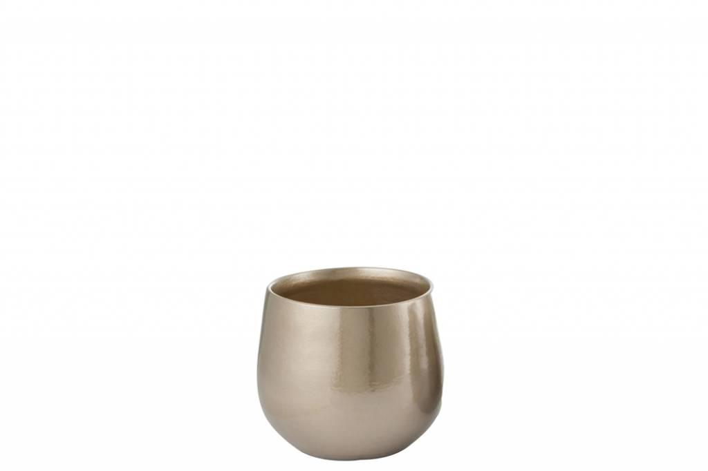 J-Line Plant pot gold