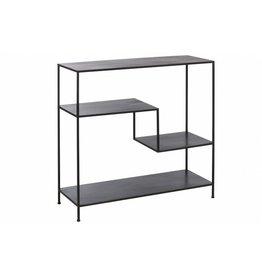 J-Line Metal shelf unit