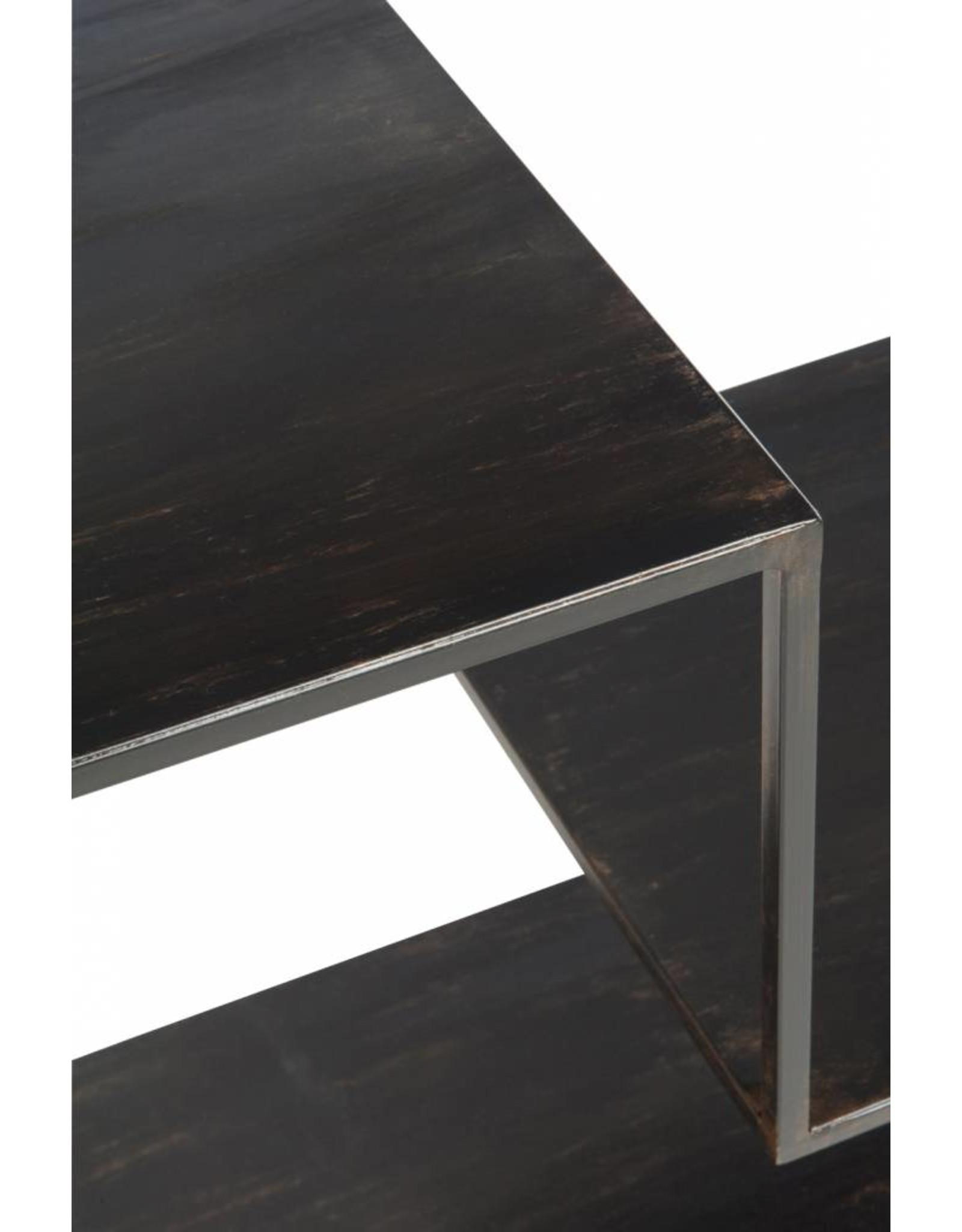 J-Line Rek 3 niveau metaal