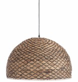 J-Line Hanglamp rond rotan