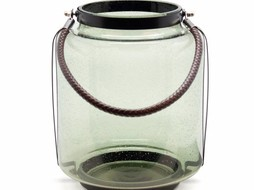 Dome Deco Hurricane lamp black S