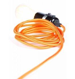 Un Esprit en Plus Draadlamp oranje