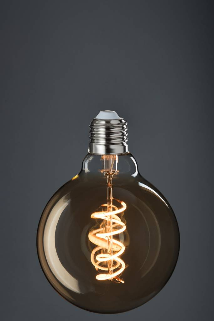 J-Line Edison Ledlamp G95 amber