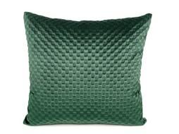 Dome Deco Fluweel kussen donker groen