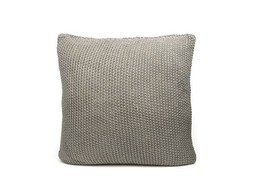 Dome Deco Pillow grey & gold
