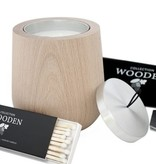 Hypsoe Houder Wooden collection hout