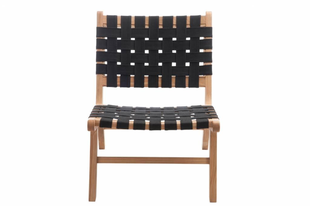 J-Line Lounge stoel etnisch set van 2