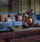 Dome Deco Couch Paris with Warlock fabric