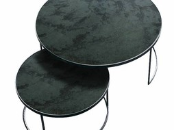 Notre monde Notre Monde Coffee table set XL  Charcoal