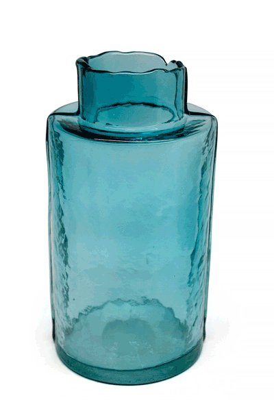 Dome Deco Vase blue S