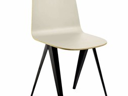 Serax Sanba chair black/cream