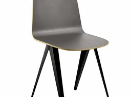 Serax Sanba chair black/grey