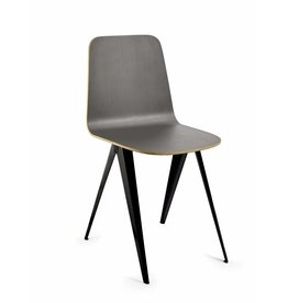 Serax Sanba chair black/grey