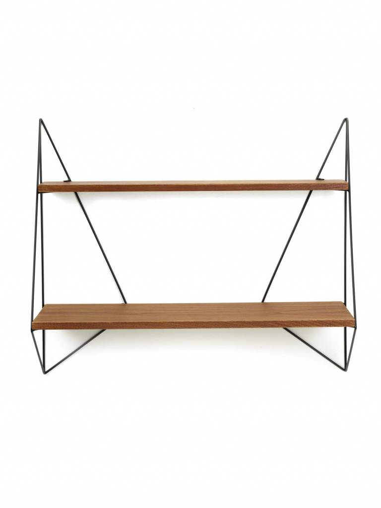 Serax Butterfly shelf brown