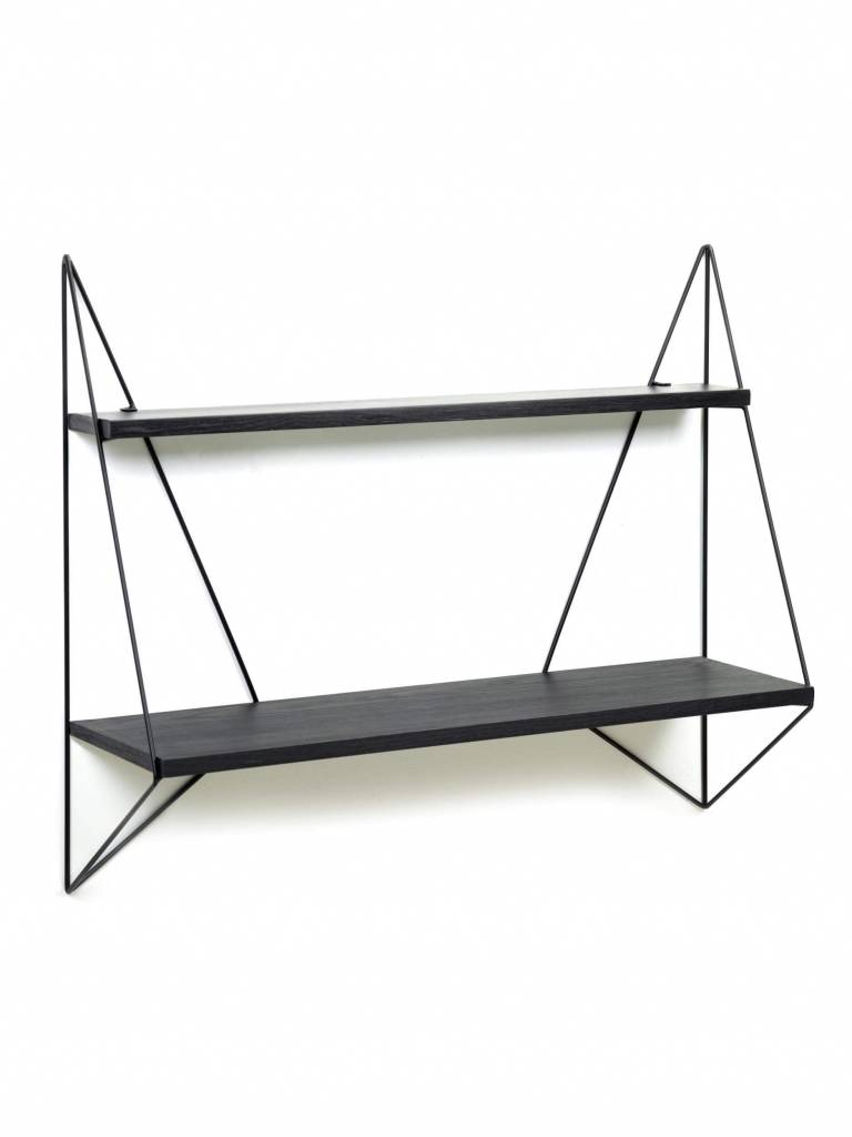Serax Butterfly shelf zwart