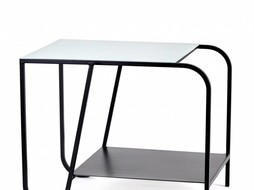 Serax Side table Black Vintage