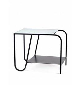 Serax Side table Black Vintage