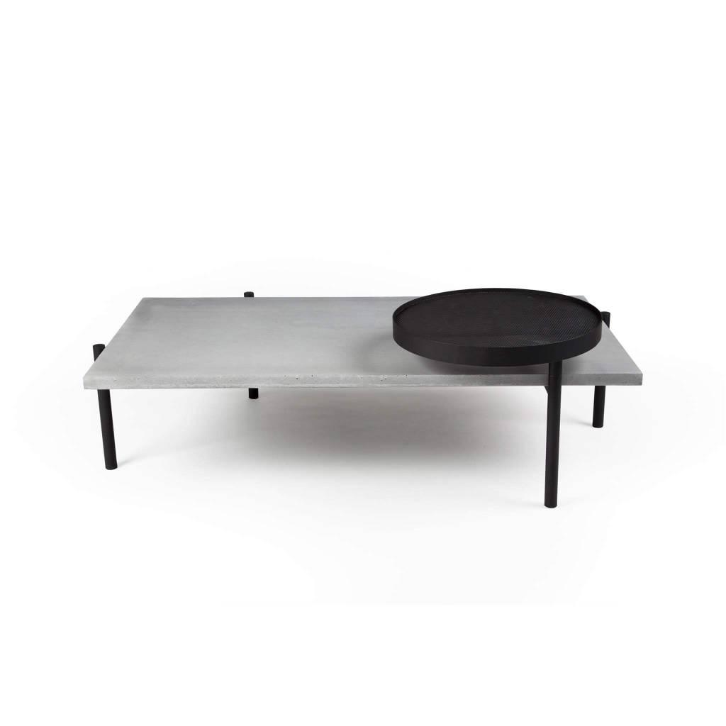 Lyon Béton Twist coffee table