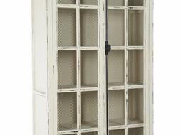 J-Line Display case white