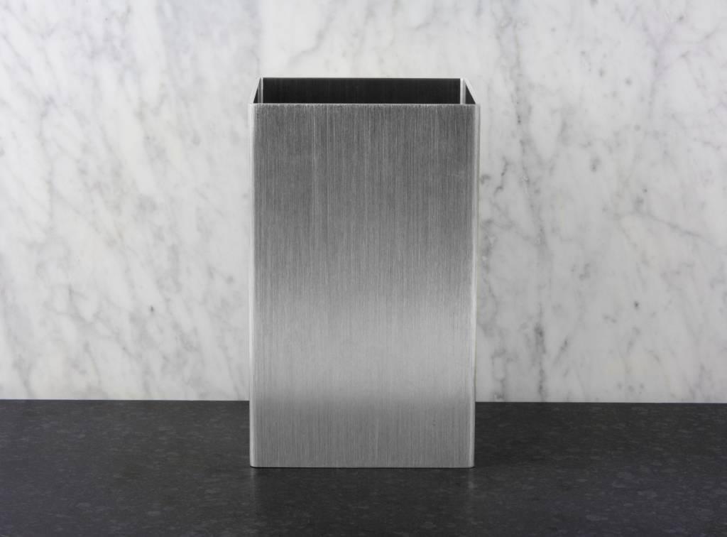 Epos of Sweden Kubb vaas zilver