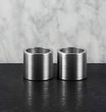Epos of Sweden Vals kandelaars zilver