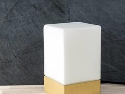 Epos of Sweden Kubb tafellamp  goud