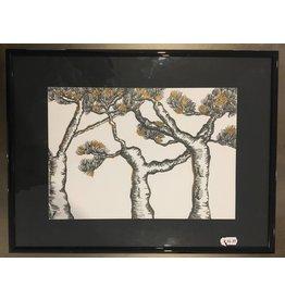 La Boutique Blanche Drawing Tree