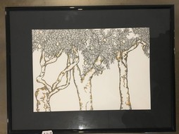 La Boutique Blanche Drawing Nature