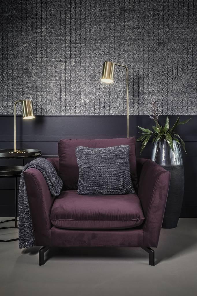 Dome Deco Avalon Loungechair Napoli fabric