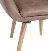 J-Line Chair textile/wood