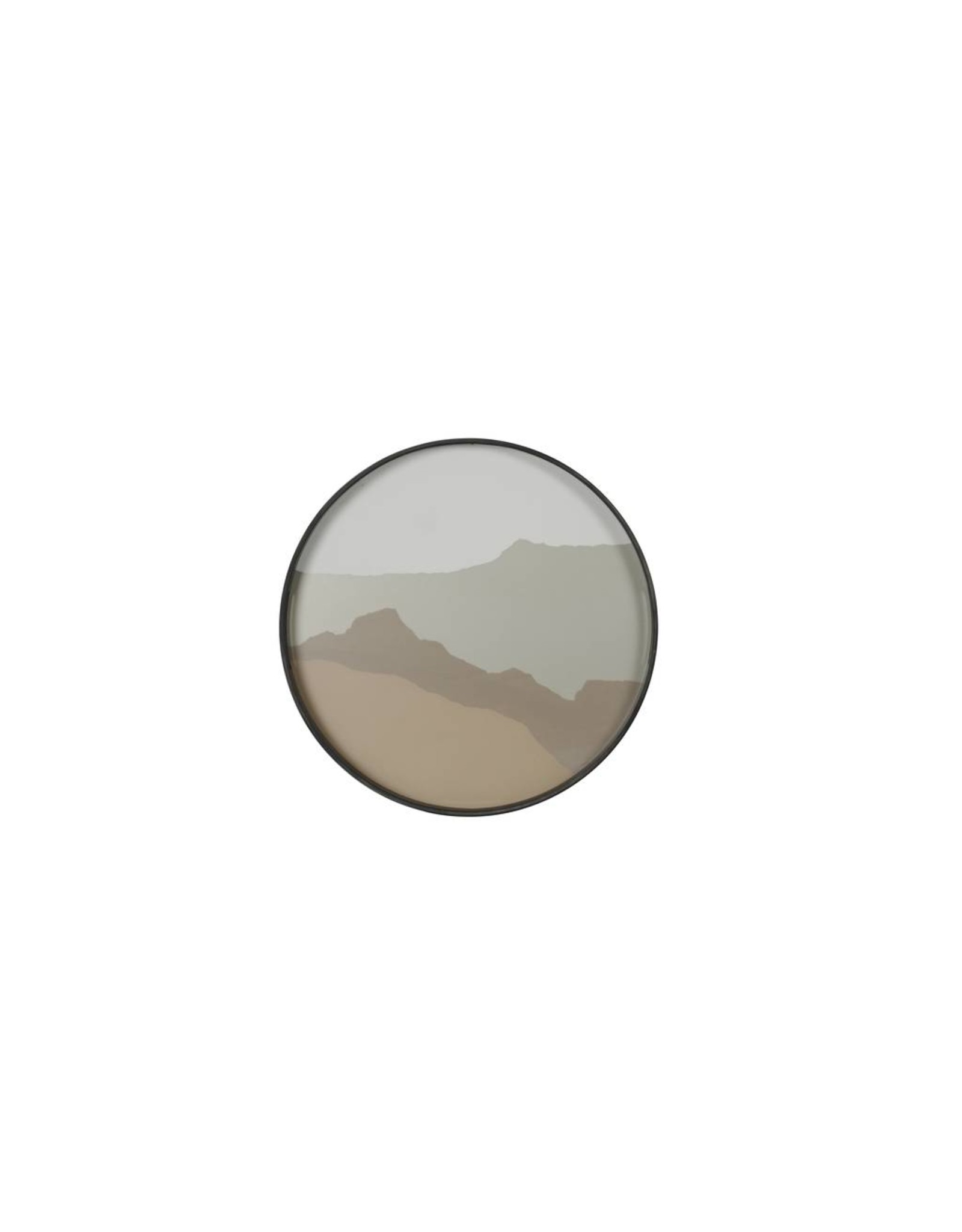 Notre monde Sand Wabi Sabi dienblad RO/S