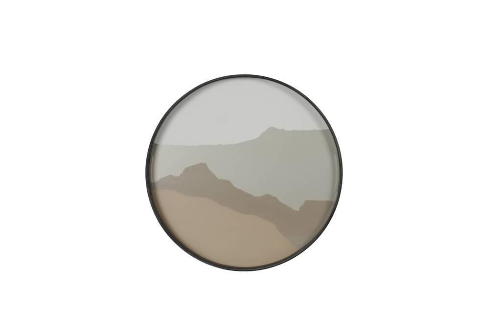 Notre monde Sand Wabi Sabi tray RO/S