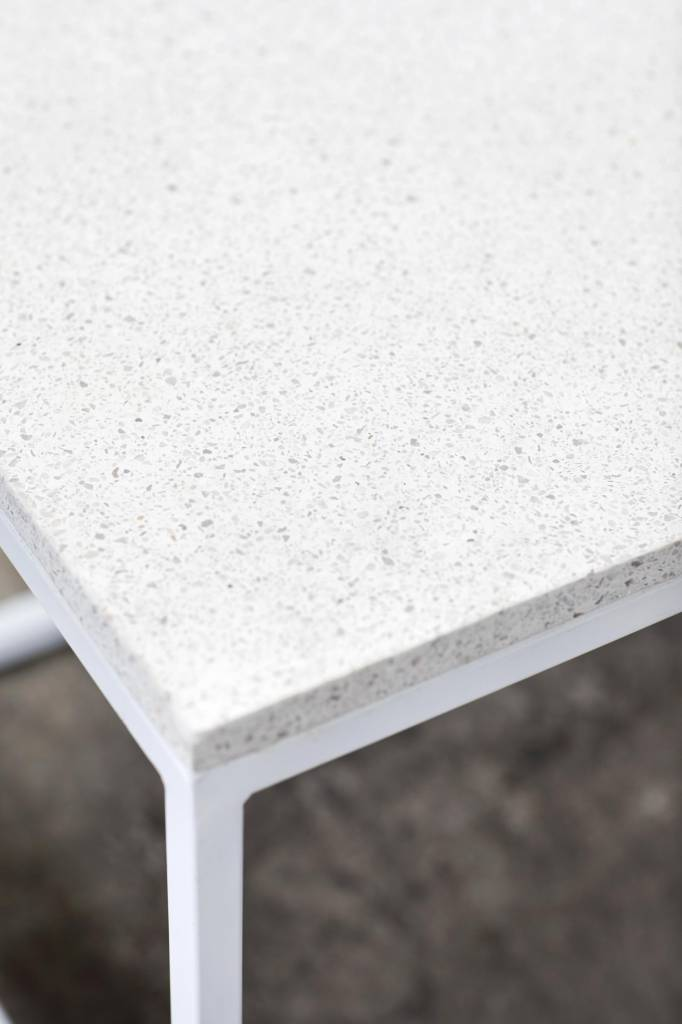 Serax Coffee table Terrazzo - White