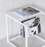 Serax Salontafel & Magazinerek marmer wit