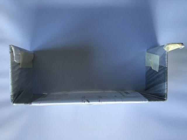 Notre monde Tray overhang systeem voor grote dienbladen