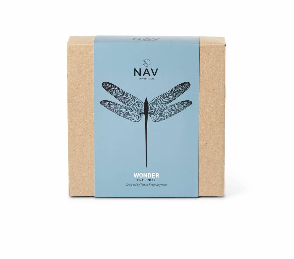 NAV Scandinavia WONDER Dragonfly zilver