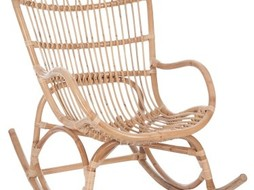 J-Line Rocking Chair Rattan