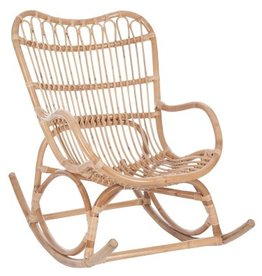 J-Line Rocking Chair Rattan