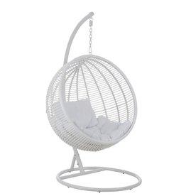 J-Line Hangstoel rond