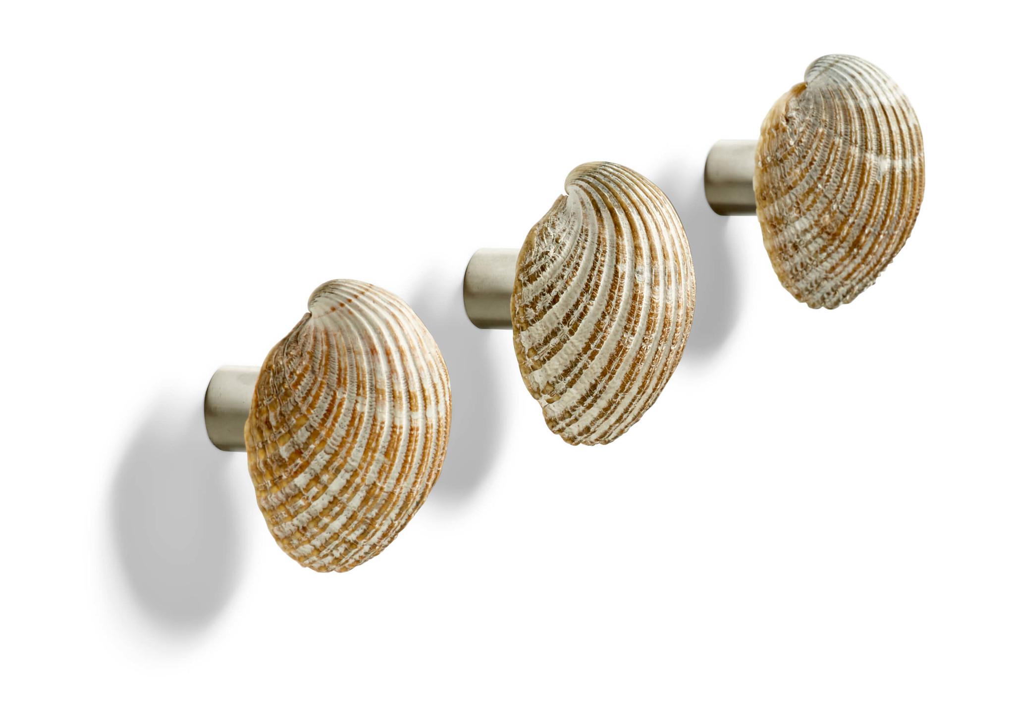 NAV Scandinavia Lokken schelp kapstok