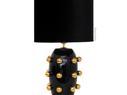 Loco Lama Ceramic Lamp Big Dots
