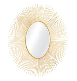 Loco Lama Mirror Sun gold