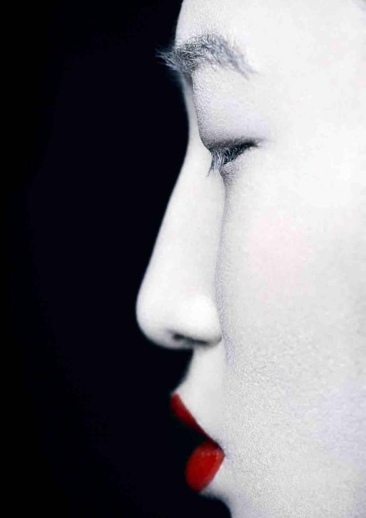 Lé Papiers de Ninon Poster A3 Geisha