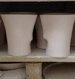 Atelier Oker bloempot Pottenkijker