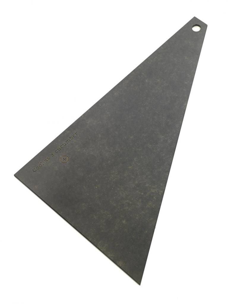 snijplank groenten vierhoek