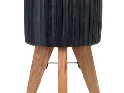 Moniek van den Berghe Rubberen krukje
