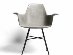 Lyon Béton Hauteville armchair